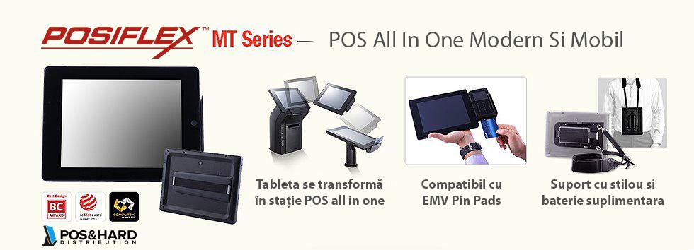 Case De Marcat SAM4S 2018 , Sistem POS Touchscreen