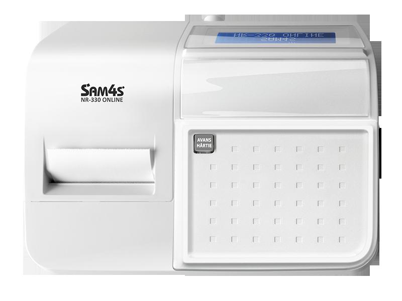 Casa de marcat Sam4s Samsung NR-330 tastatura virtuala