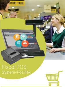 Imprimanta Fiscala Posiflex PP8900 Fiscal Resource Navigator v4.1 Comert carburanti Retail Horeca